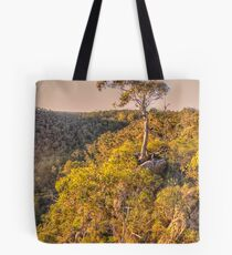 Morning Light - Bungonia National Park, Bungonia NSW Australia - The HDR Experience Tote Bag