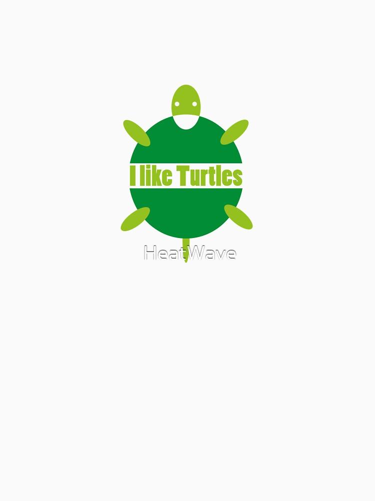 I like Turtles by HeatWave