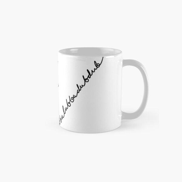 Rick Wubba Lubba Dub Dub Classic Mug