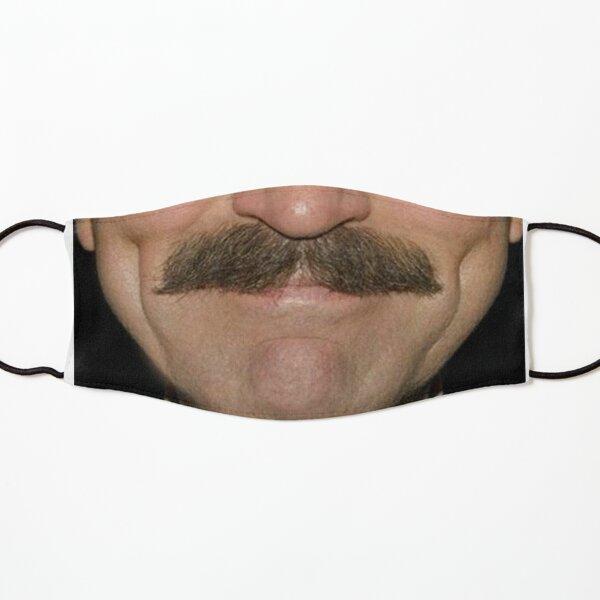 Tom Selleck Moustace Face Mask Kids Mask