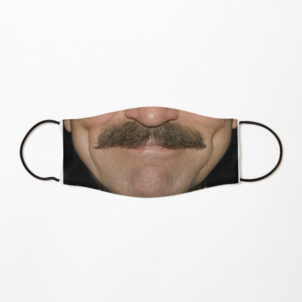 Tom Selleck Moustace Face Mask Mask