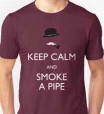 Keep calm and smoke a pipe T-Shirt