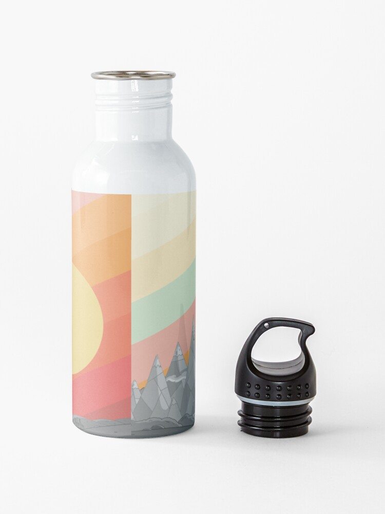 Alternate view of Land Of Ooo (Adventure Time) Water Bottle