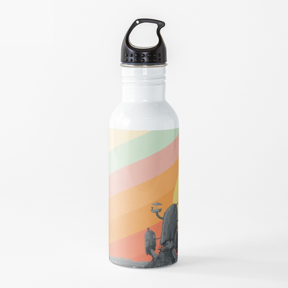 Land Of Ooo (Adventure Time) Water Bottle