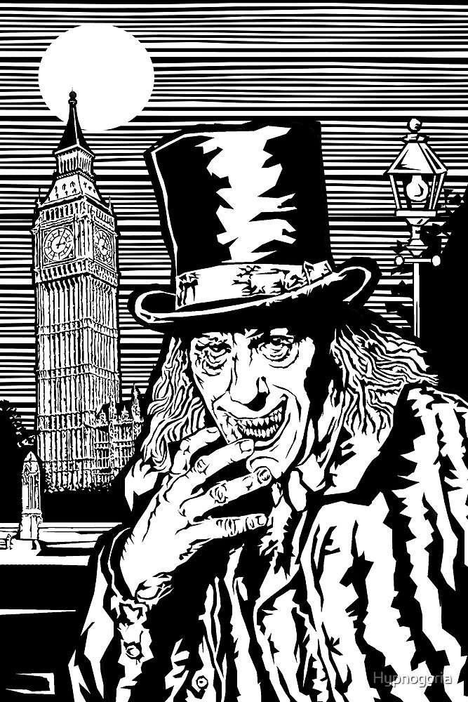 London After Midnight by Hypnogoria