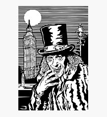 London After Midnight Photographic Print