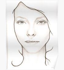 Juliet Landau  Poster