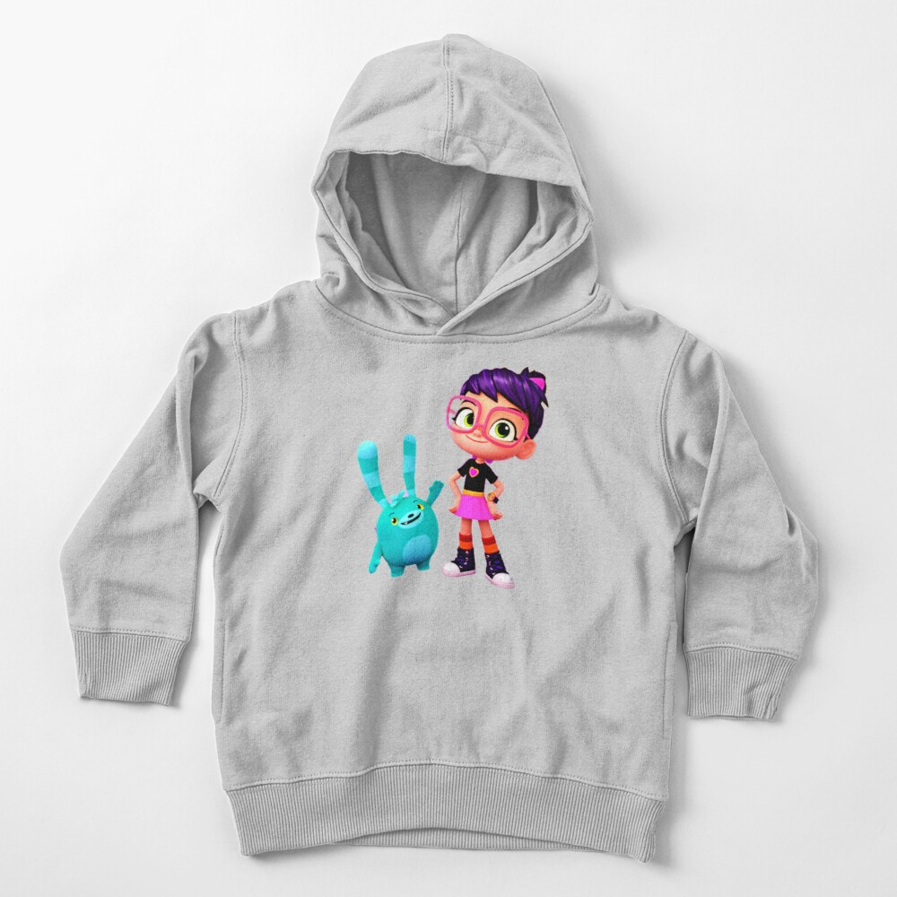 Abby Hatcher characters Toddler Pullover Hoodie