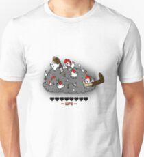 Cucco Fight Unisex T-Shirt
