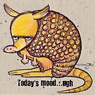 Armadillo Mood by Sonya Craig