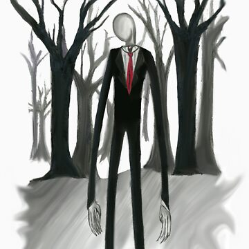 Slenderman by ShadowDesigns