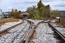 The Railyard by John Schneider