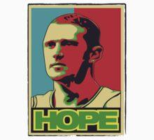 BRIAN SCALABRINE-HOPE | Unisex T-Shirt