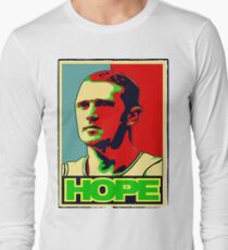 BRIAN SCALABRINE-HOPE Long Sleeve T-Shirt