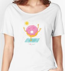 Yoga Donut Women's Relaxed Fit T-Shirt