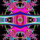 Fractal Collide  by Marvin Hayes