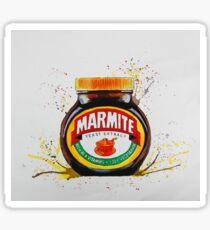 Marmite, Love it or Hate it! Sticker