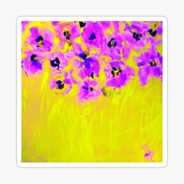 Habibiflo gelb Sticker
