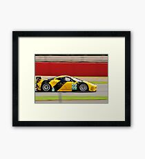 JMW Motorsport Ferrari No 66 Framed Print