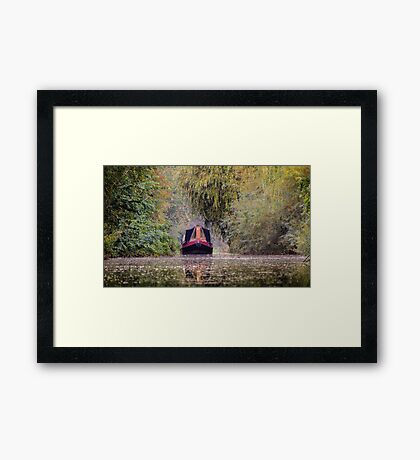 Anastasia at Wiseton Framed Print