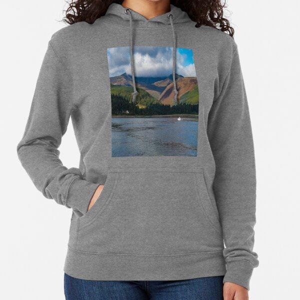 Isle Of Arran Beautiful Landscape Lightweight Hoodie