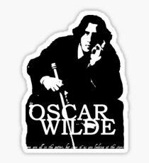 Simply, Oscar Wilde Sticker