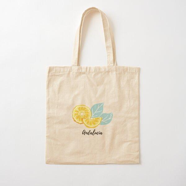 Oranges Cotton Tote Bag
