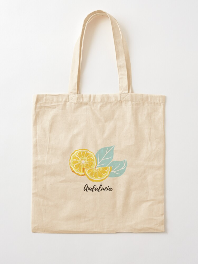 Alternate view of Oranges Tote Bag