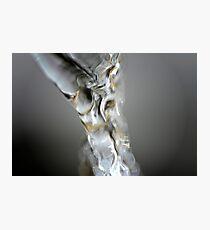 Aqua Photographic Print