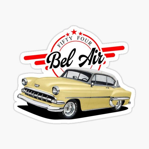 1954 Bel Air Sticker