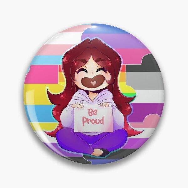 Be Proud! Pin
