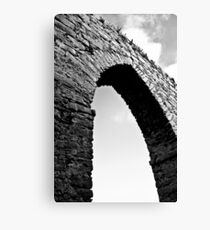 Ireland in Mono: Waiting For You Canvas Print