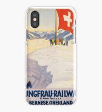 Vintage poster - Switzerland iPhone Case