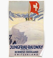 Vintage poster - Switzerland Poster