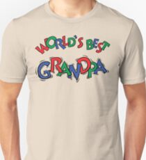 "Grandpa ""World's Greatest Grandpa"" T-Shirt"