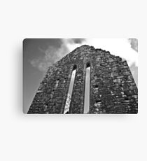 Ireland in Mono: A Matter Of Time Canvas Print