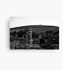 Ireland in Mono: Disillusion Me One More Time Canvas Print