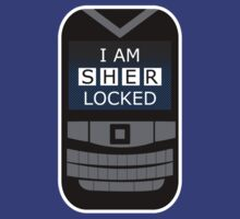 I Am Sherlocked - Locked Phone