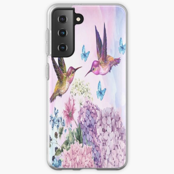 Beauty is all around us Samsung Galaxy Soft Case