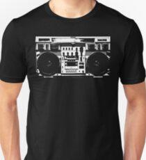Conion C-100F Boombox Art by Bill Tracy T-Shirt