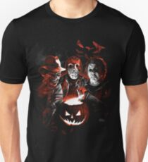 Super Villains Halloween T-Shirt