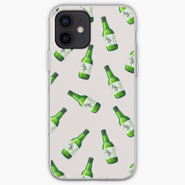 Soju iPhone Soft Case