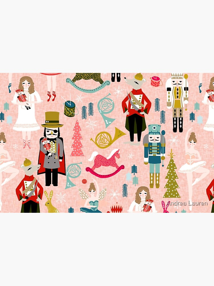 The Nutcracker - Blush by Andrea Lauren  by papersparrow