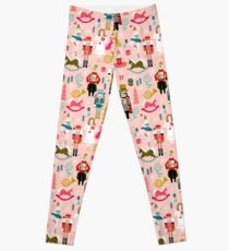The Nutcracker - Blush by Andrea Lauren  Leggings