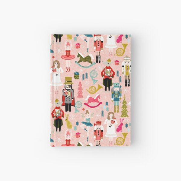 The Nutcracker - Blush by Andrea Lauren  Hardcover Journal