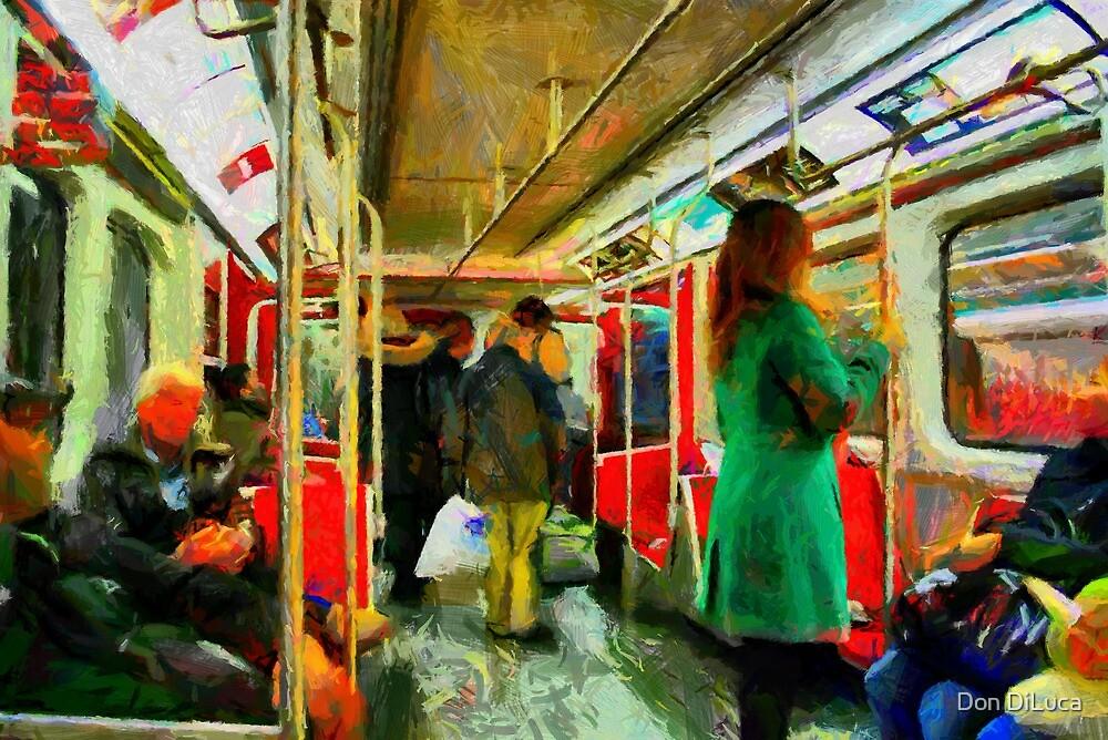 The Night Train by DiNovici