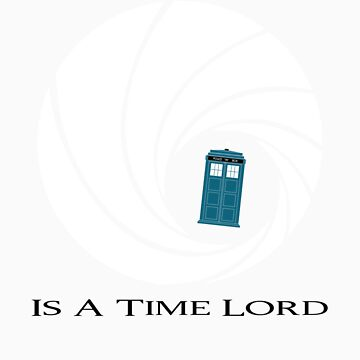James Bond is a Time Lord by monkeyminion