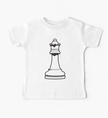 Queen Chess Piece Kids Clothes