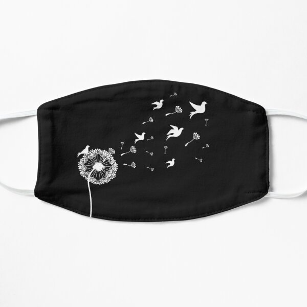 Dandelion Flower Mask
