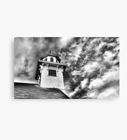 Old Church in Independence Oregon Metal Print
